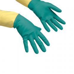 Усиленные резиновые перчатки Виледа