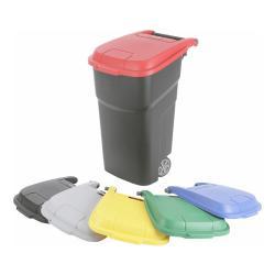 Пластиковый контейнер Атлас на колесах