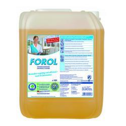 Forol для очистки водостойких поверхностей