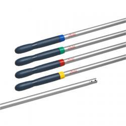512413 Алюминиевая ручка Виледа 150 см с цветовой кодировкой